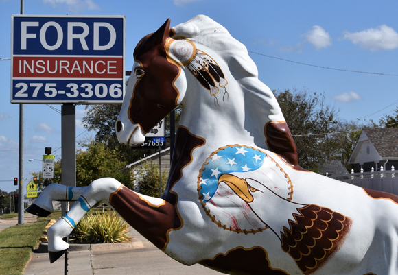 Home and Auto Insurance in Shawnee, OK, from Ford Insurance